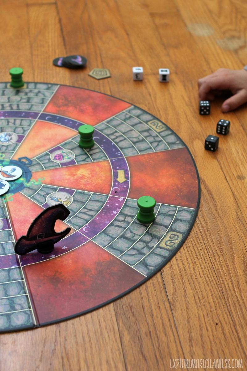 cauldron quest board game