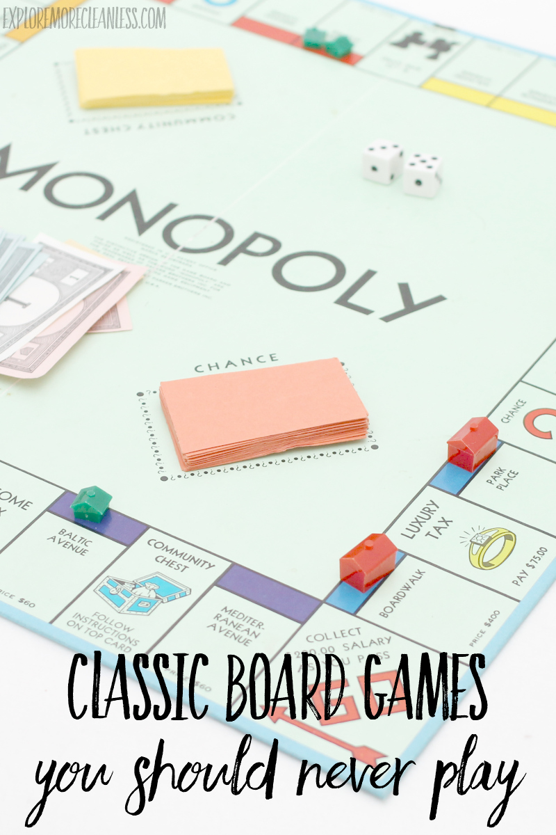 classic board game alternatives