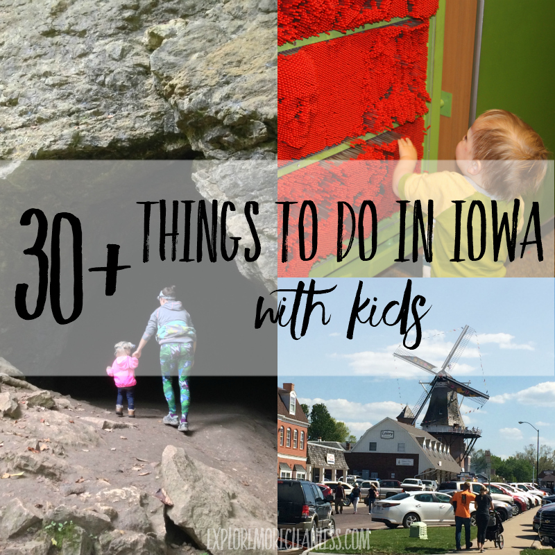things to do in Iowa with kids
