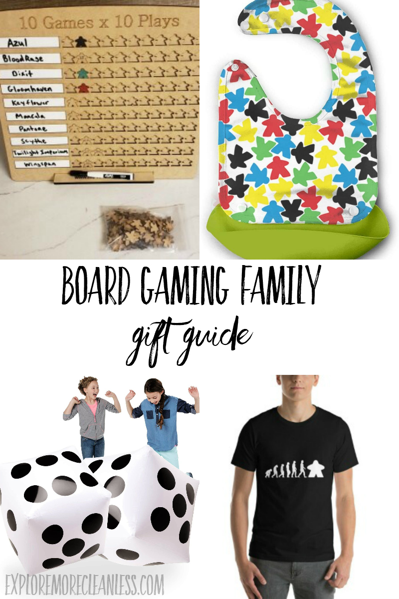 family board game gift guide