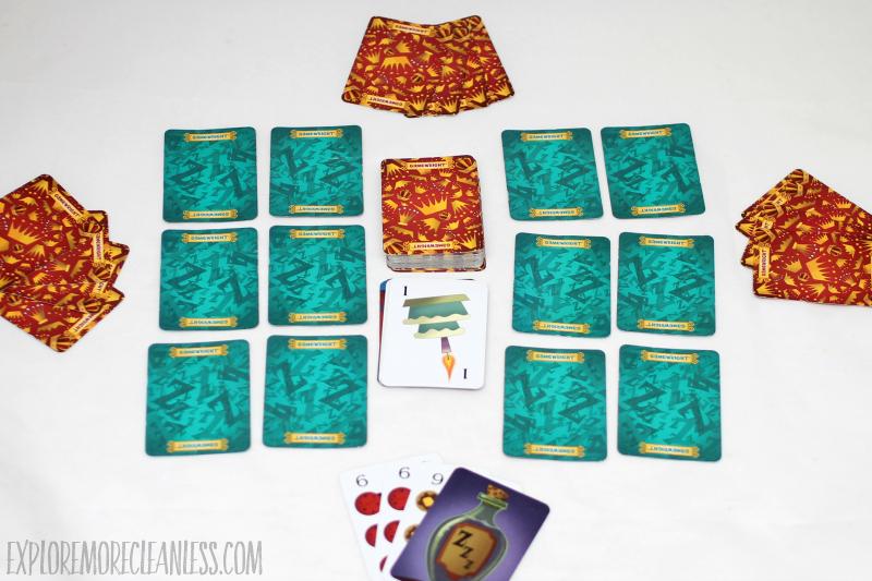 sleeping queens board game