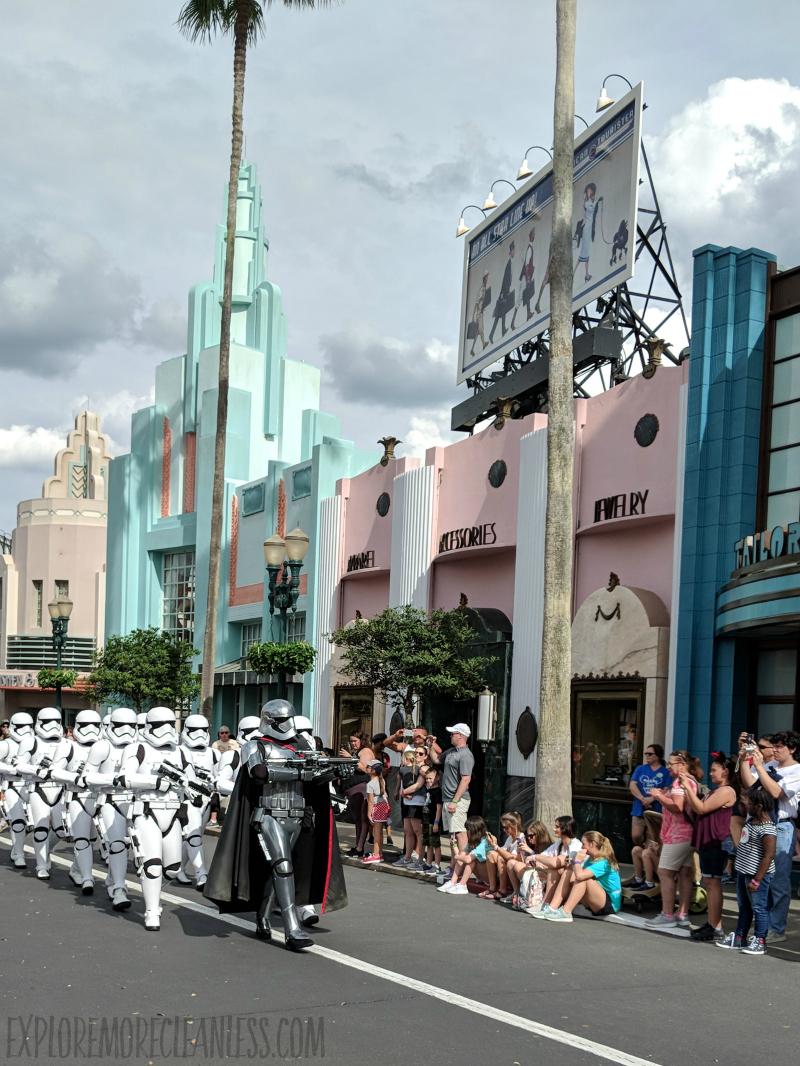 star wars parade wdw