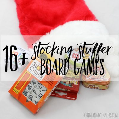 stocking stuffer board games for kids