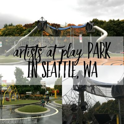Why you have to visit the Seattle Center playground