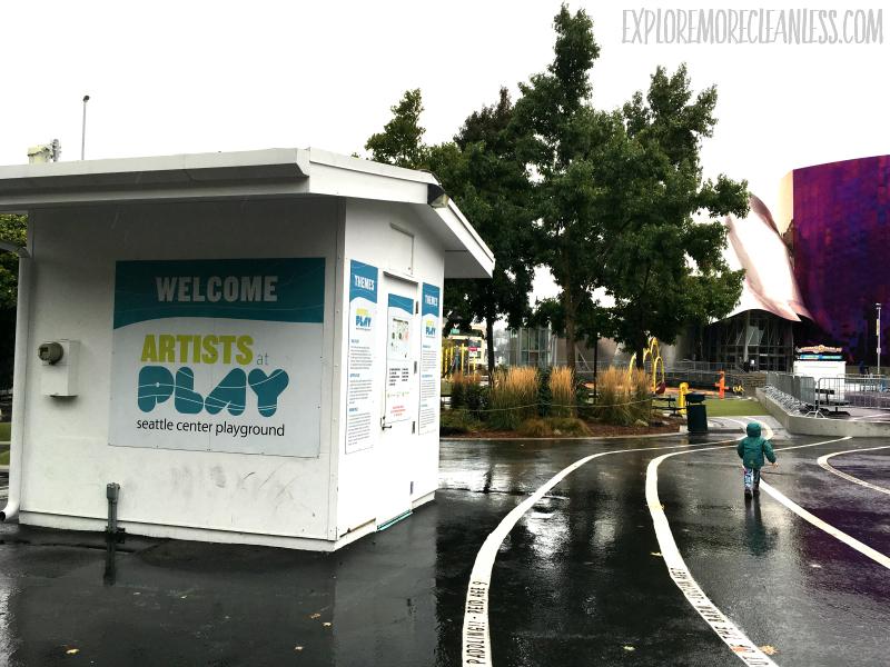artists at play park logo