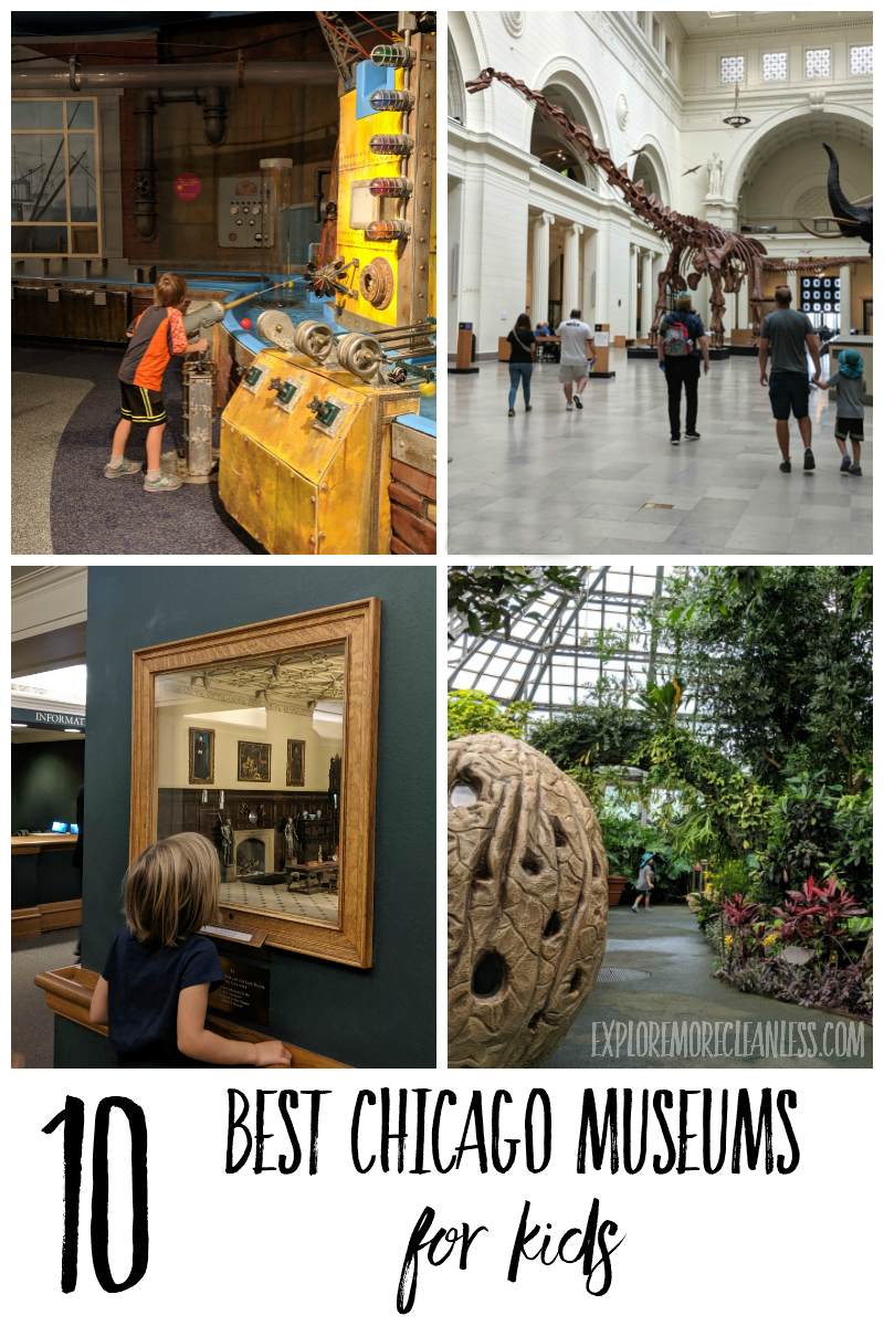 chicago museums for children