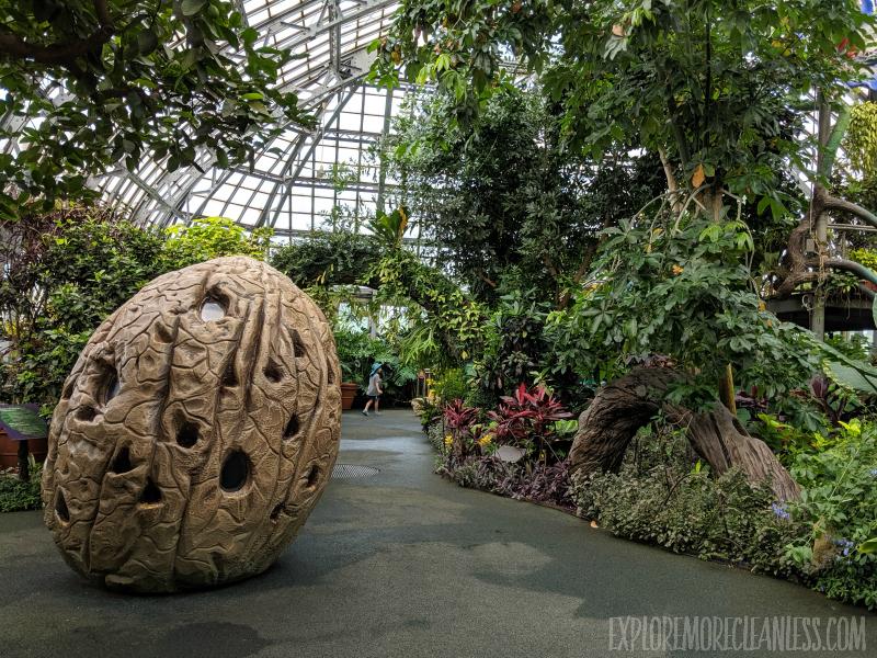 garfield park conservatory chicago il