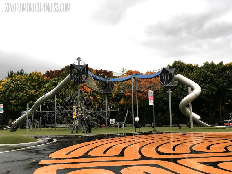 park for older kids seattle