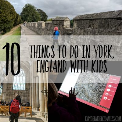 things to do in york england with kids