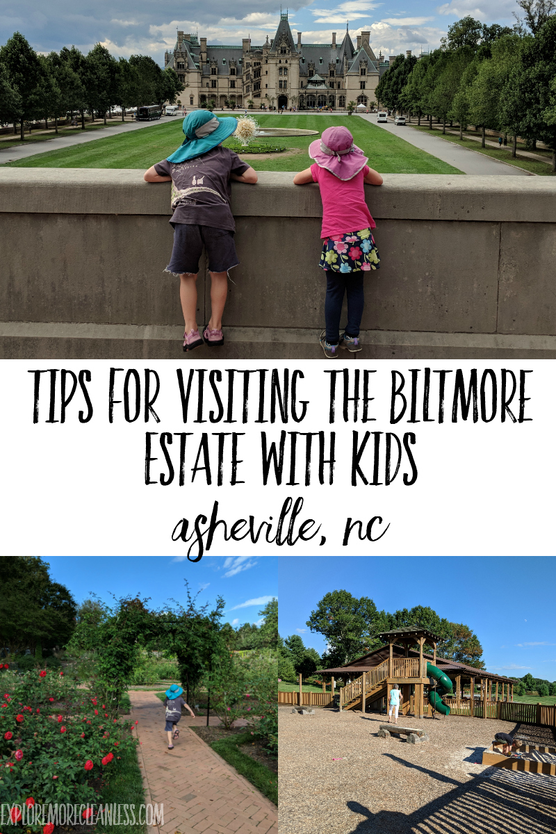 biltmore with children