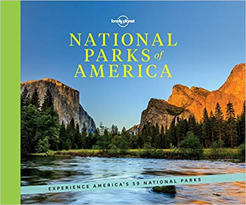 lonely planet national park book
