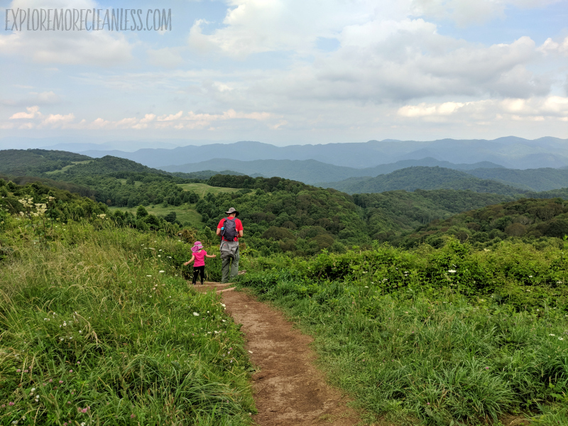 max patch with kids asheville