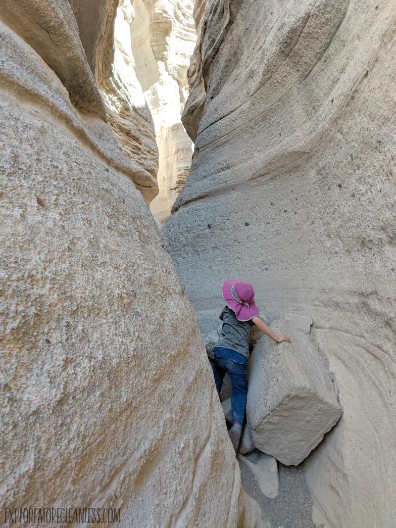 canyon tent rocks new mexico