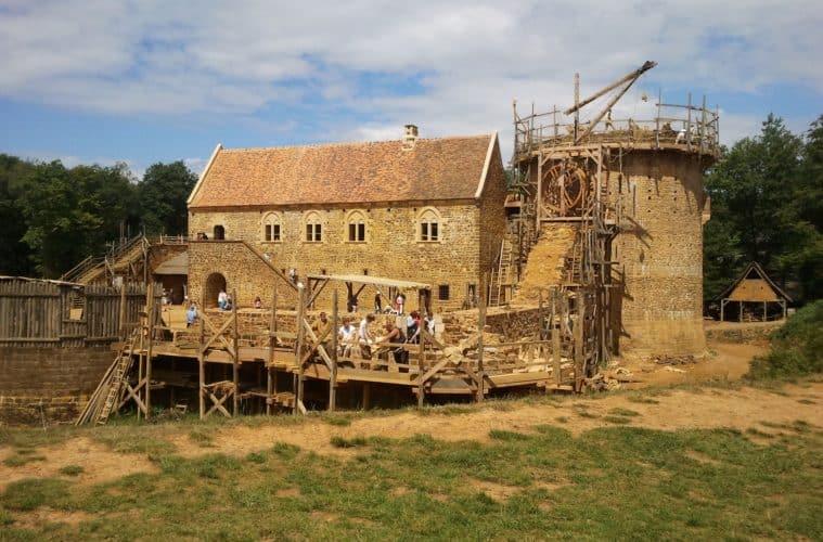 Guédelon Castle