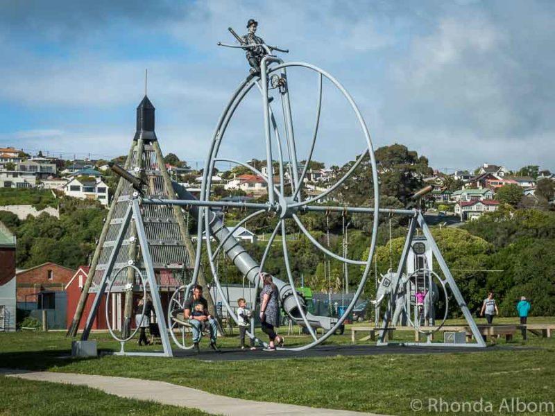 steampunk playground