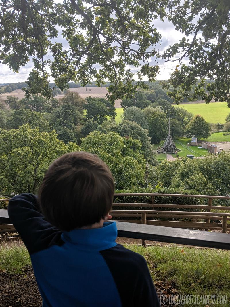 trebuchet warwick castle
