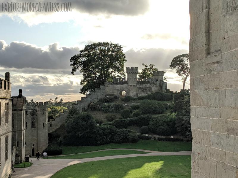 warwick castle oldest part