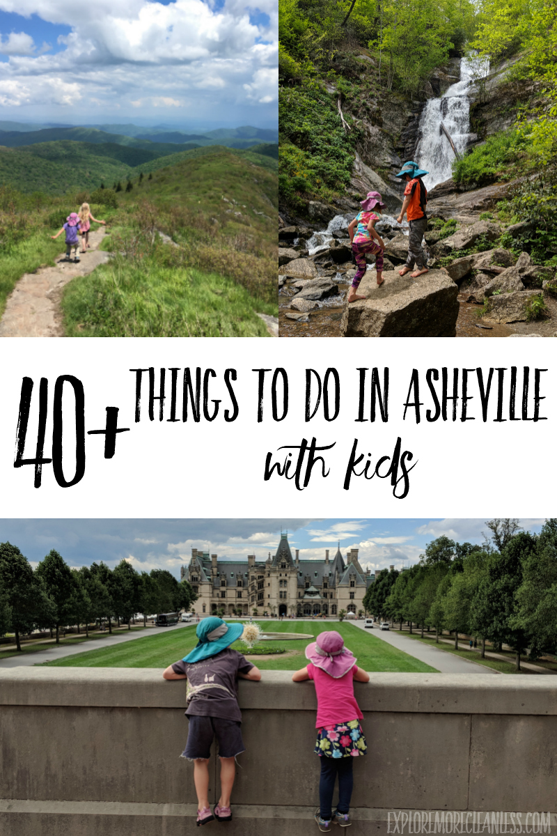 asheville kid activities
