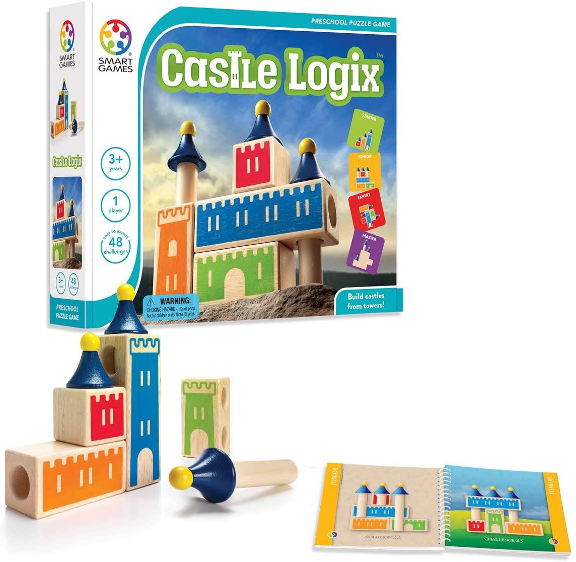castle logix game