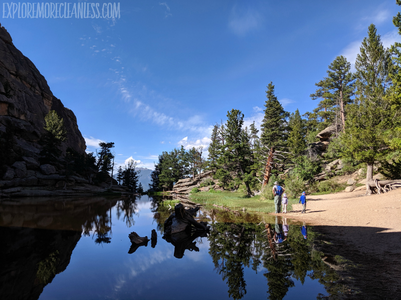gem lake hike kids