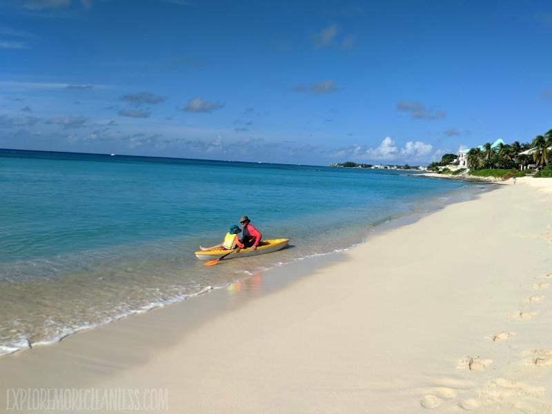 seven mile beach for kids