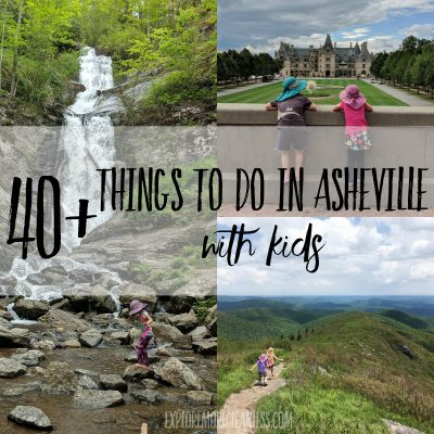 things to do in Asheville with kids