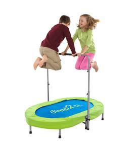 two kid trampoline