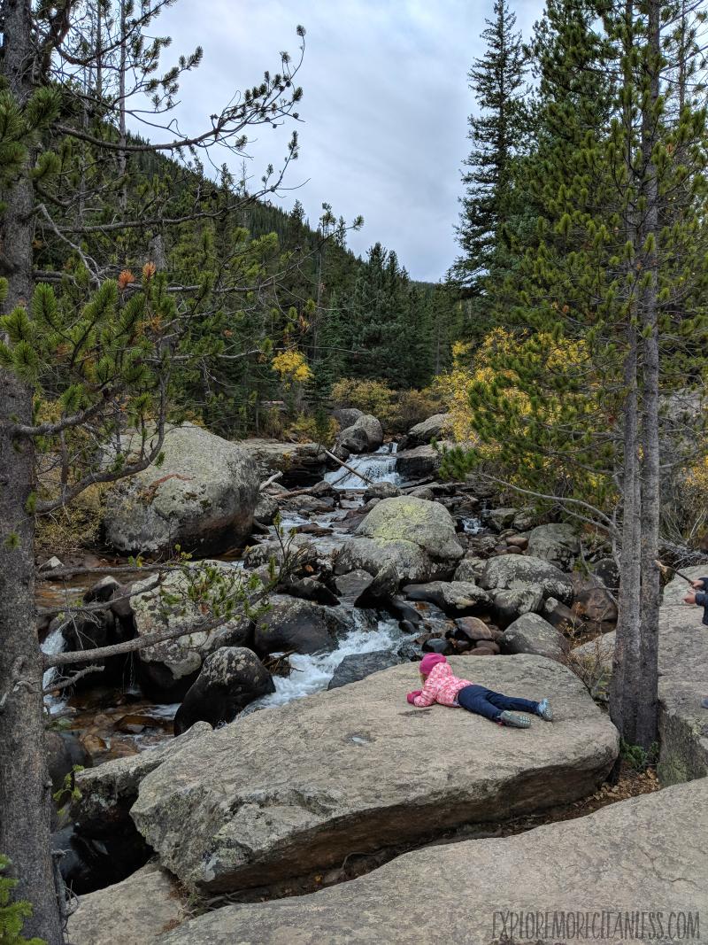 wild basin area rmnp