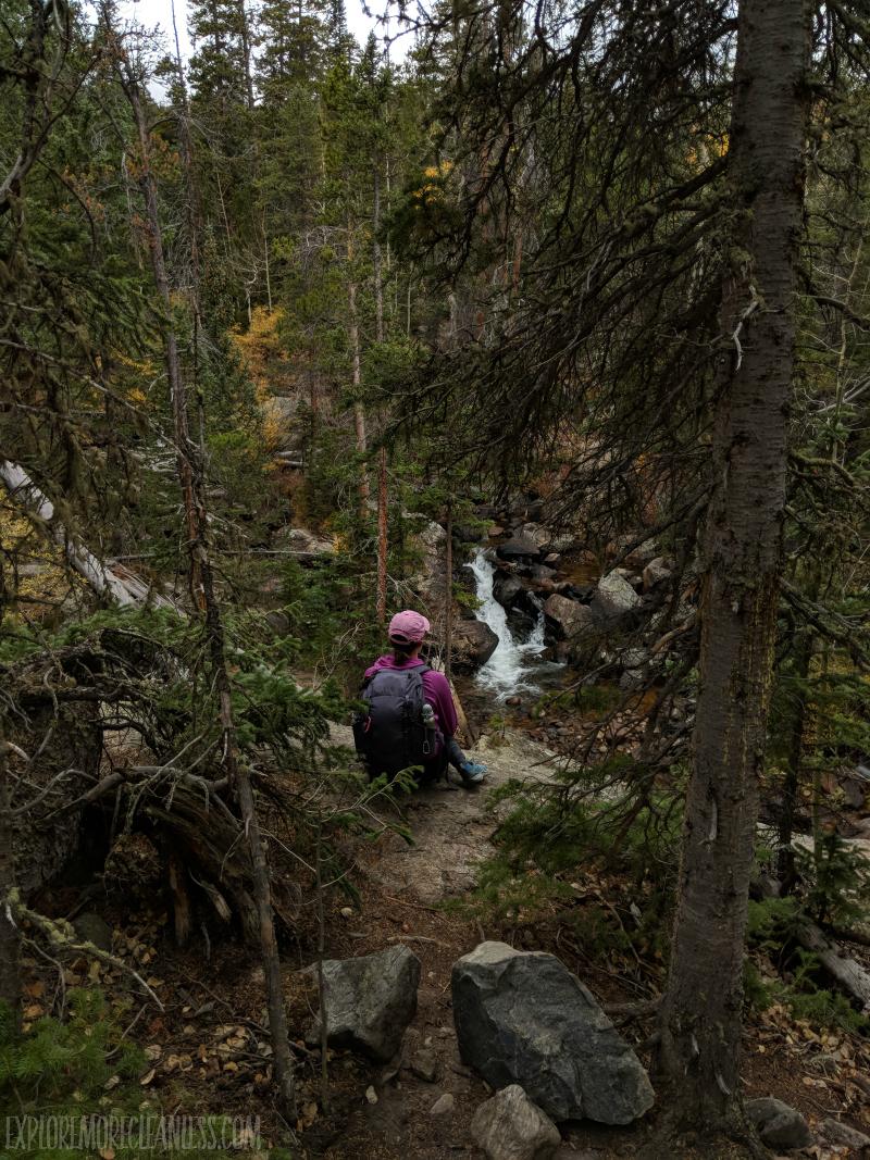 wild basin rocky mountain national park hike