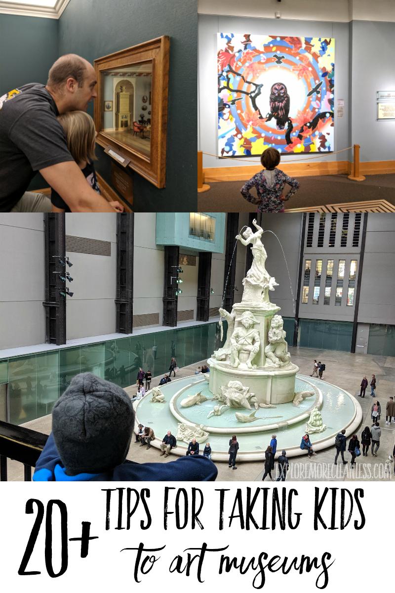 childrens art museums
