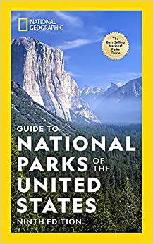 2021 national park guide book