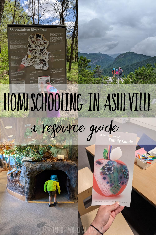 asheville homeschool classes