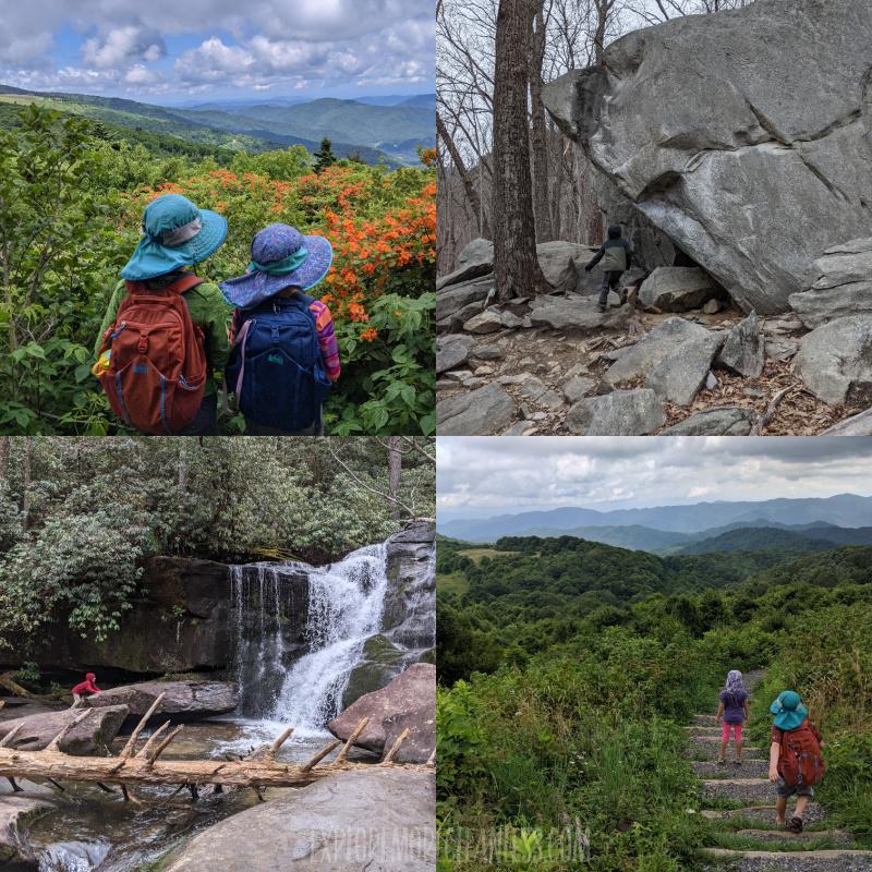western NC hikes